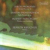 Prokofiev: Sonata No. 7 / Shostakovich: Eight Preludes / Mussorgsky: Pictures at an Exhibition by Various Artists