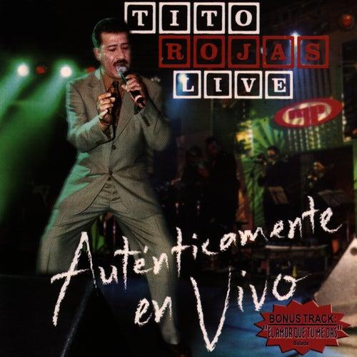 Autenticamente En Vivo by Tito Rojas