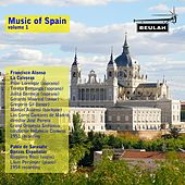 Music of Spain, Vol. 1 by Various Artists