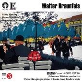Braunfels: Piano Concerto & Schottische Phantasie by BBC Concert Orchestra