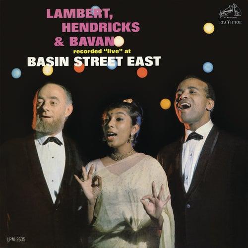 At Basin Street East by Lambert