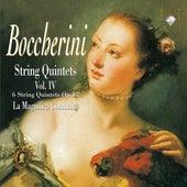 Boccherini: String Quintets, Vol. 4 by La Magnifica Comunità