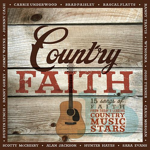 Country Faith by Various Artists