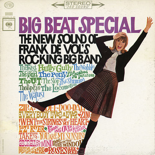 Big Beat Special: The New Sound of Frank De Vol's Rocking Big Band by Frank DeVol