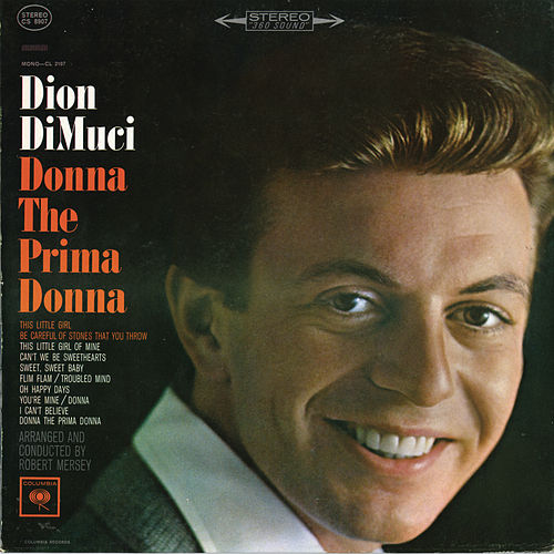 Donna the Prima Donna by Dion