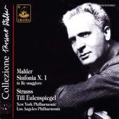 Mahler: Symphony No. 1 & Strauss: Till Eulenspiegel by Bruno Walter