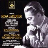 Verdi: Messa da Requiem by Herbert Von Karajan