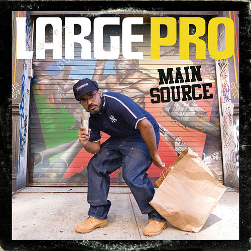 Main Source (Instrumentals) by Large Professor