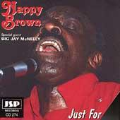 Just For Me by Nappy Brown