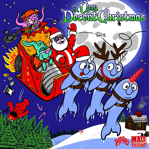 A Very Decent Christmas by Various Artists
