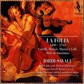 La Folia by Jordi Savall