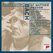 Bach:  Saint Matthew Passion, BWV 244 by