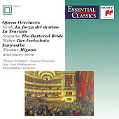 Essential Classics: Opera Overtures by Various Artists