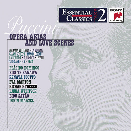 Puccini: Opera Arias and Love Scenes by Various Artists