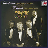 String Quartets by Franck and Smetana by Juilliard String Quartet