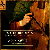 Les Voix Humaines by Jordi Savall