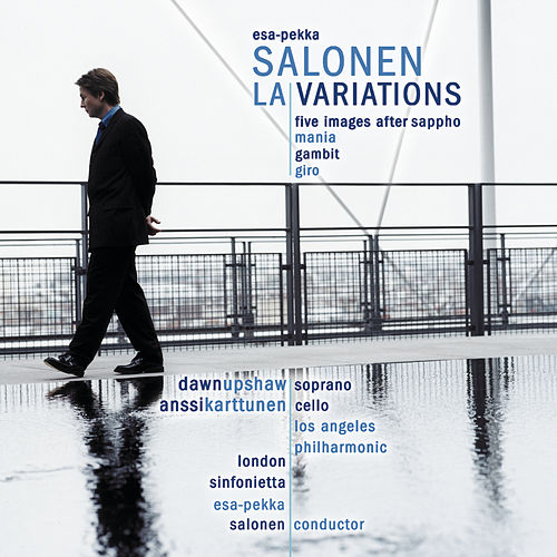 LA Variations by Esa-Pekka Salonen