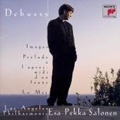 Debussy:  Images; Prélude à l'après-midi d'un faune; La Mer by Los Angeles Philharmonic Orchestra