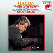 Haydn:  Concertos for Piano and Orchestra by Emanuel Ax; Franz Liszt Chamber Orchestra