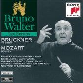 Bruckner: Te Deum; Mozart: Requiem by Various Artists