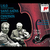 Lalo: Symphonie espagnole; Saint-Saëns:  Violin Concerto No. 3; etc. by Various Artists