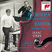 Prokofiev:  Concerto Nos. 1 & 2 for Violin and Orchestra; Bartók: Rhapsody Nos. 1 & 2 for Violin and Orchestra by Various Artists
