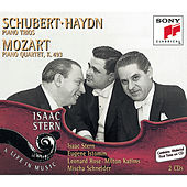 Schubert/Mozart/Haydn:  Piano Trios & Quartet by Various Artists