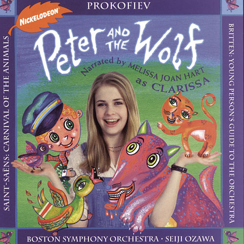 Peter and the Wolf; Carnival of the Animals; Young Person's Guide to the Orchestra by Various Artists