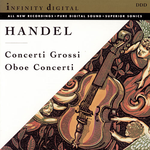 Handel: Concerti Grossi by Collegium Musicum; Victor Alexeyev