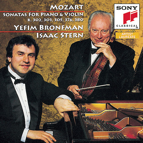 Mozart:  Sonatas for Violin and Piano, Vol. II by Isaac Stern; Yefim Bronfman