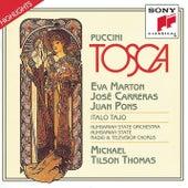 Tosca by Eva Marton; José Carreras; Juan Pons; Michael Tilson Thomas