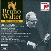 Brahms: Ein deutches Requiem by Bruno Walter