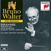 Brahms: Symphony No.1; Haydn Variations; Academic Festival Overture by Bruno Walter