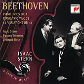 Beethoven:  Piano Trios; Variations, Vol. II by Eugene Istomin; Isaac Stern; Leonard Rose