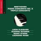 Beethoven:  Emperor & Triple Concertos by Various Artists