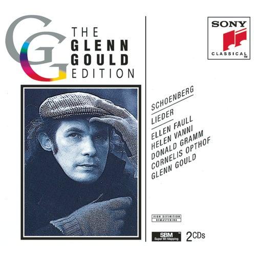 Schoenberg:  Lieder by Glenn Gould