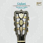 Giuliani: Complete Works for Guitar Duo by Claudio Maccari