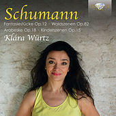 Schumann: Piano Music by Klára Würtz
