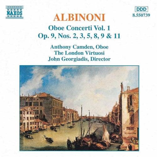 Oboe Concerti by Tomaso Giovanni Albinoni