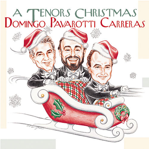 A Tenors' Christmas by Various Artists