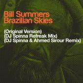 Brazillian Skies by Bill Summers