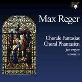 Reger: Chorale Fantasias by Wouter Van Den Broek