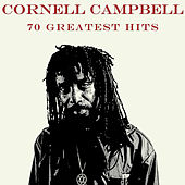 Cornell Campbell 70 Greatest Hits by Cornell Campbell