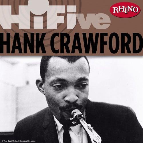 Rhino Hi-Five: Hank Crawford by Hank Crawford