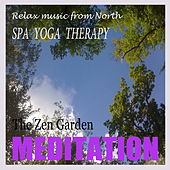 Meditation by Zen Garden