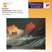 Sibelius: Symphonies Nos. 2 & 6 by Lorin Maazel