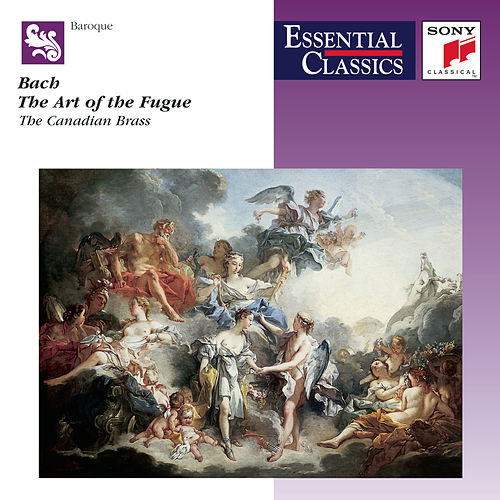 Bach: The Art of the Fugue by Canadian Brass