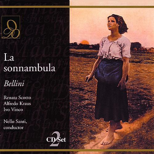 La sonnambula by Nello Santi
