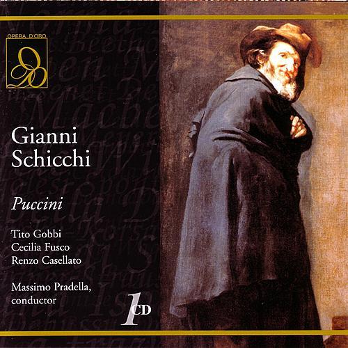Gianni Schicchi von Massimo Pradella
