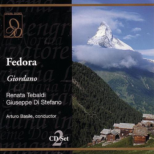 Fedora by Arturo Basile